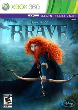 Disney Pixar Brave: The Video Game (Xbox 360) by Disney Interactive / Buena Vista Interactive Box Art