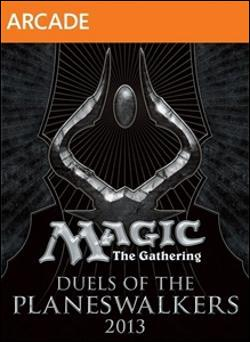 Magic: The Gathering - Duels of the Planeswalkers (Xbox 360 Arcade) by Microsoft Box Art