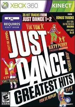 Just Dance Greatest Hits Box art