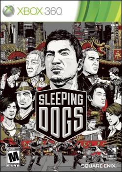 Sleeping Dogs (Xbox 360) by Square Enix Box Art