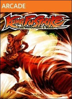 Kung Fu Strike (Xbox 360 Arcade) by Microsoft Box Art