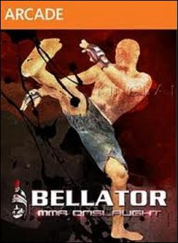 Bellator: MMA Onslaught (Xbox 360 Arcade) by Microsoft Box Art