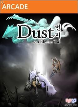 Dust: An Elysian Tail (Xbox 360 Arcade) by Microsoft Box Art