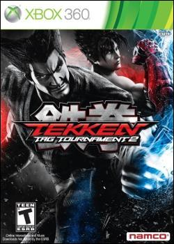 Tekken Tag Tournament 2 (Xbox 360) by Namco Bandai Box Art