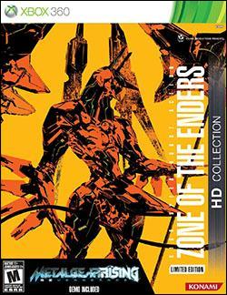 Zone of the Enders: HD Collection Box art