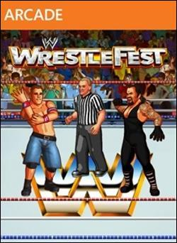 WrestleFest (Xbox 360 Arcade) by Microsoft Box Art