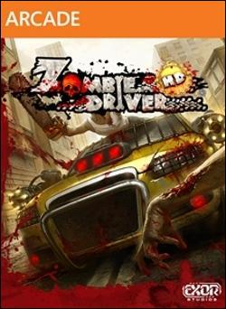 Zombie Driver HD (Xbox 360 Arcade) by Microsoft Box Art