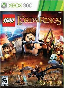 LEGO Lord of the Rings Box art