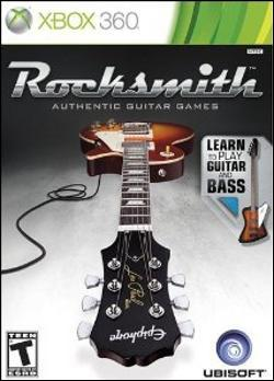 Rocksmith Guitar and Bass (Xbox 360) by Ubi Soft Entertainment Box Art