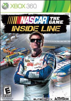 NASCAR The Game:  Inside Line (Xbox 360) by Activision Box Art