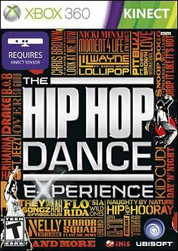 The Hip-Hop Dance Experience  (Xbox 360) by Ubi Soft Entertainment Box Art