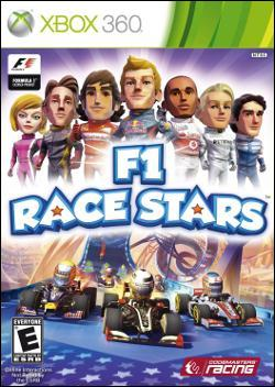F1 Race Stars  (Xbox 360) by Warner Bros. Interactive Box Art