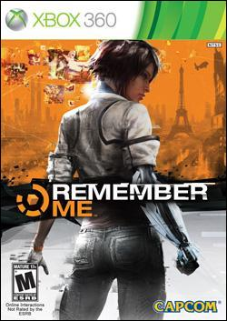 Remember Me Box art