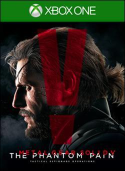 Metal Gear Solid V: The Phantom Pain (Xbox One) by Konami Box Art