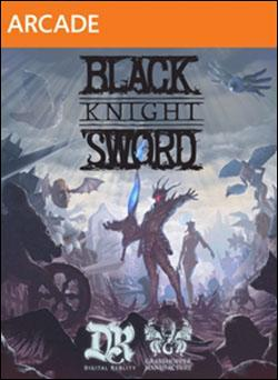 Black Knight Sword (Xbox 360 Arcade) by D3 Publisher Box Art