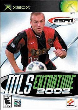 ESPN MLS ExtraTime 2002 (Xbox) by Konami Box Art