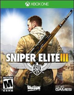 Sniper Elite 3 (Xbox One) by 505 Games Box Art