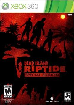 Dead Island: Riptide (Xbox 360) by Deep Silver Box Art