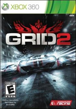 GRID 2 Box art