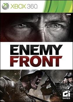 Enemy Front (Xbox 360) by City Interactive Box Art