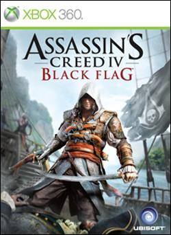 Assassin's Creed IV: Black Flag (Xbox 360) by Ubi Soft Entertainment Box Art
