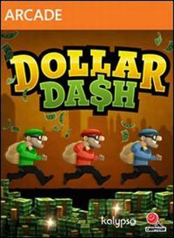 Dollar Dash (Xbox 360 Arcade) by Microsoft Box Art