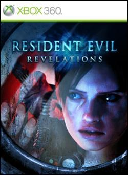 Resident Evil Revelations (Xbox 360) by Capcom Box Art