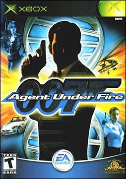 James Bond 007: Agent Under Fire (Xbox) by Electronic Arts Box Art
