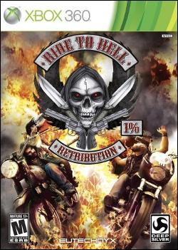 Ride to Hell: Retribution (Xbox 360) by Deep Silver Box Art