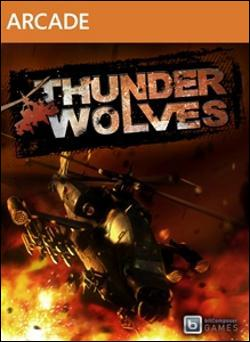 Thunder Wolves (Xbox 360 Arcade) by Microsoft Box Art