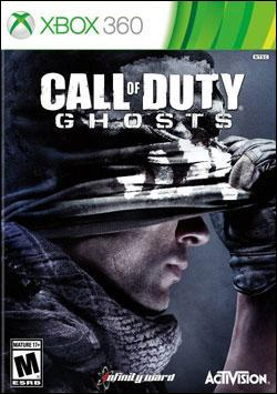 Call of Duty: Ghosts (Xbox 360) by Activision Box Art