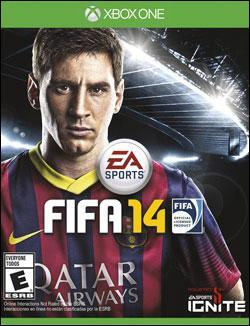 FIFA Soccer 14 (Xbox One) by Electronic Arts Box Art
