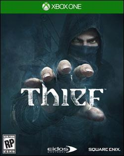 Thief (Xbox One) by Square Enix Box Art