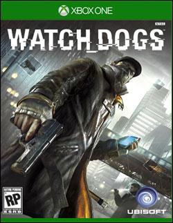 Watch Dogs (Xbox One) by Ubi Soft Entertainment Box Art