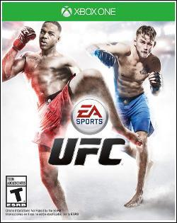 EA Sports UFC  (Xbox One) by Electronic Arts Box Art