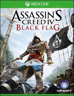 Assassin's Creed IV Black Flag (Xbox One) by Ubi Soft Entertainment Box Art