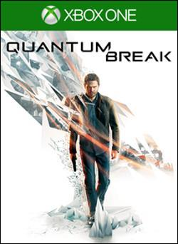 Quantum Break (Xbox One) by Microsoft Box Art