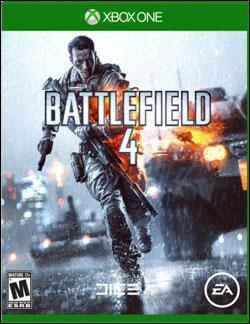 Battlefield 4 (Xbox One) by Electronic Arts Box Art