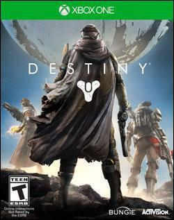 Destiny (Xbox One) by Activision Box Art
