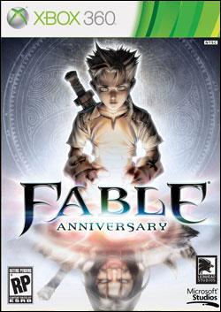 Fable Anniversary (Xbox 360) by Microsoft Box Art