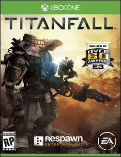 Titanfall (Xbox One) by Electronic Arts Box Art