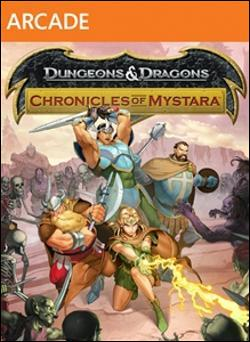 Dungeons & Dragons: Chronicles of Mystara (Xbox 360 Arcade) by Capcom Box Art