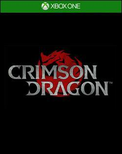 Crimson Dragon (Xbox One) by Microsoft Box Art