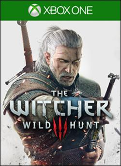 The Witcher 3: Wild Hunt (Xbox One) by Microsoft Box Art