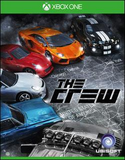 The Crew (Xbox One) by Ubi Soft Entertainment Box Art