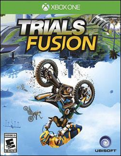 Trials Fusion (Xbox One) by Ubi Soft Entertainment Box Art