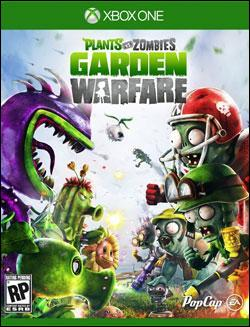 Plants vs. Zombies Garden Warfare (Xbox One) by Popcap Games Box Art