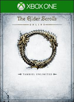 Elder Scrolls Online: Tamriel Unlimited, The (Xbox One) by Bethesda Softworks Box Art