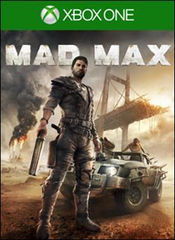Mad Max (Xbox One) by Warner Bros. Interactive Box Art