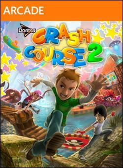 Doritos Crash Course 2 (Xbox 360 Arcade) by Microsoft Box Art